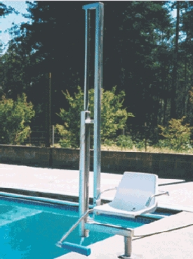 Auto-Turn In-Ground Pool/Spa Lifts