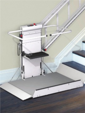 Commercial Wheelchair Lifts   NY, PA, NJ, MD, and DE   Total